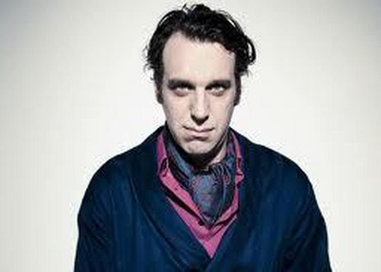 Chilly Gonzales à Paris 8ème