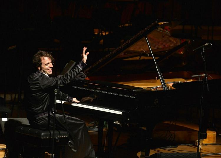 Chilly Gonzales à Rennes