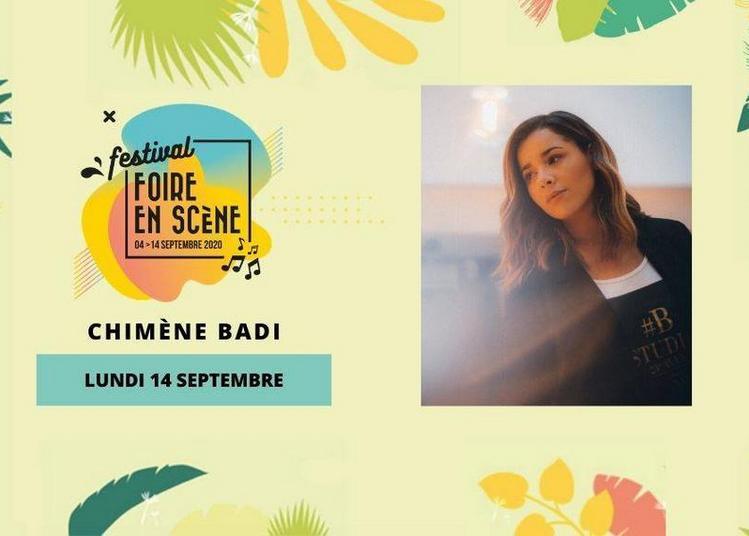 Chimene Badi (foire En Scene) à Chalons en Champagne