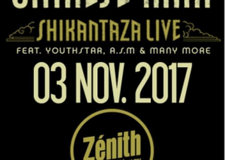 Chinese Man - Shikantaza Live à Nancy