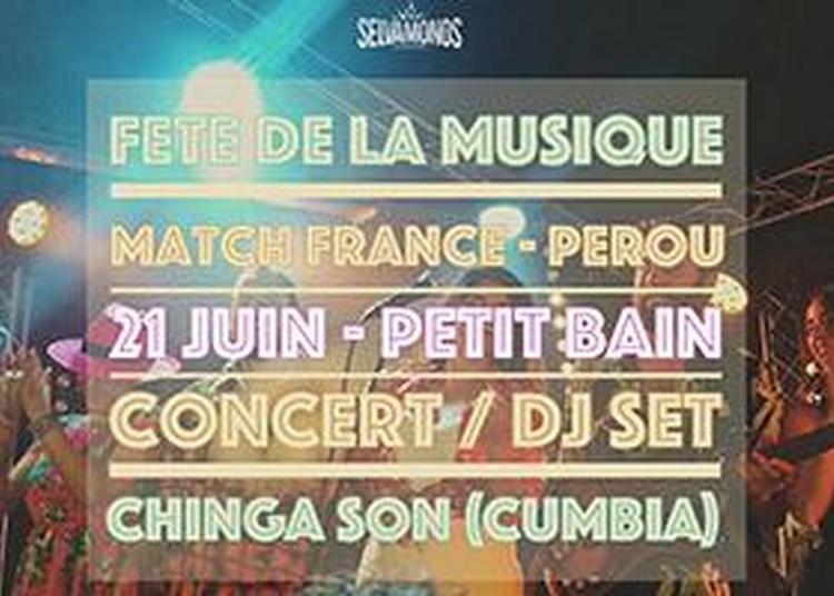 Chinga Son à Paris 13ème