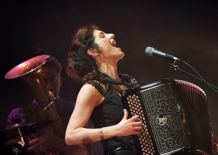 Chloe Lacan / Nina Simone à Fresnes