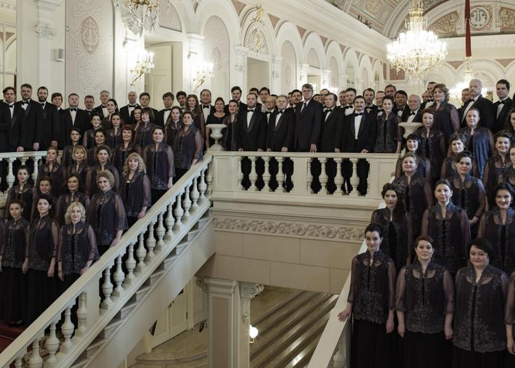 Choeur du Théâtre du Bolchoï de Russie à Toulouse