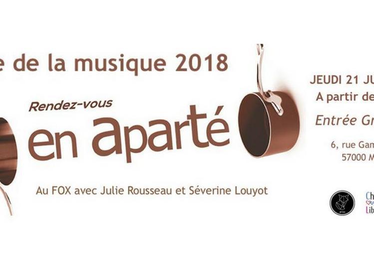 Choeur en liberté (Fête de la Musique 2018) à Metz