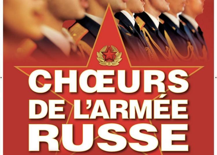Choeurs de l'Armée Russe à Lisieux
