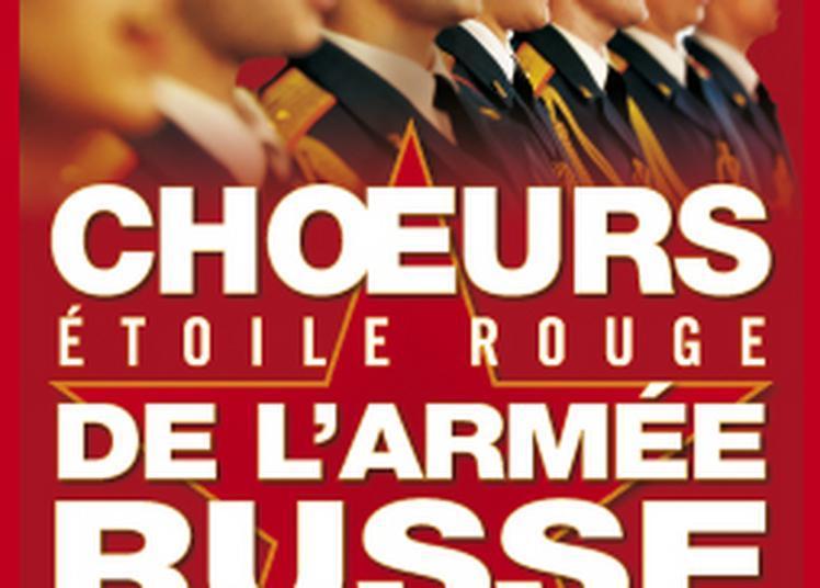 Choeurs De L'Armee Russe Etoile Rouge à Contrexeville