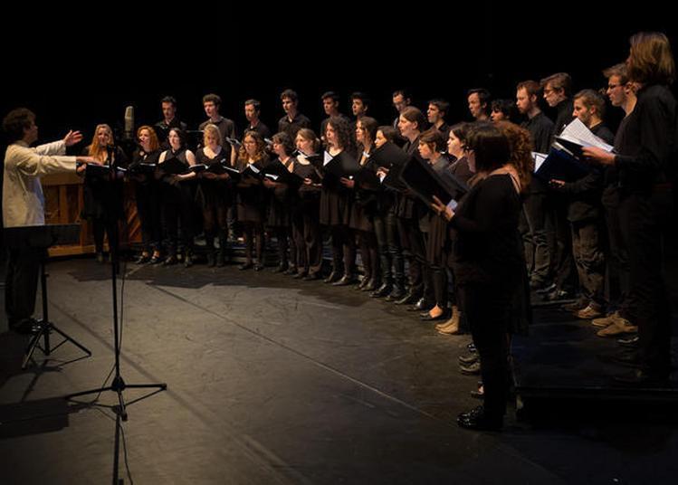 Choeurs des Passagers, concert pour le temps de la passion à Nantes