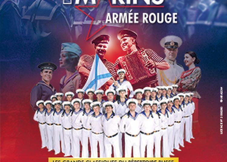 Choeurs et danses des Marins de l'Armée Rouge à Maubeuge