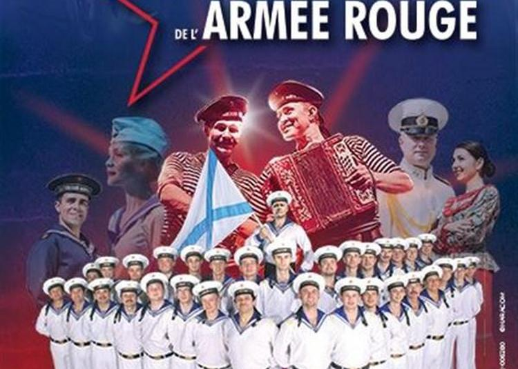 Choeurs Et Danses Des Marins De L'Armée Rouge à Paris 15ème