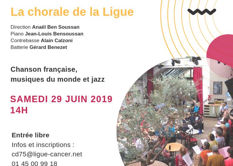 Chantons La Vie ! à Paris 20ème