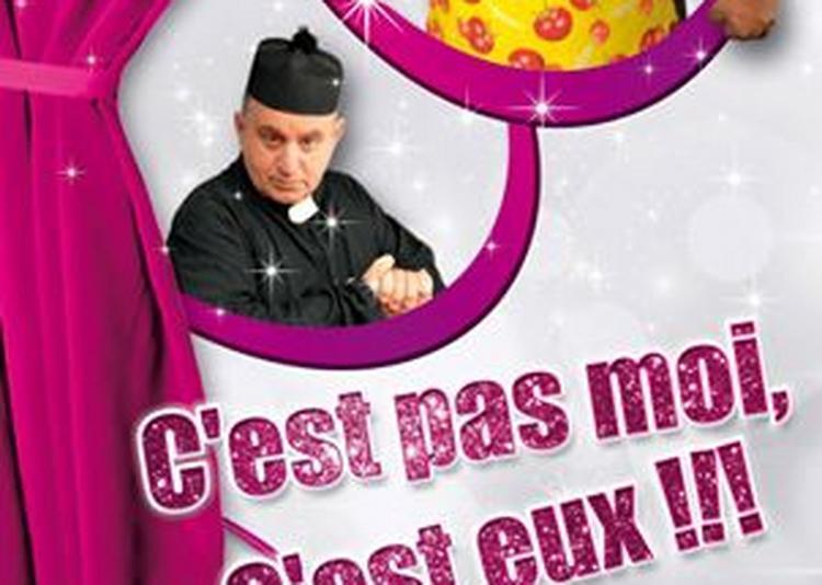 Chris 120 kilos d'humour à Avignon