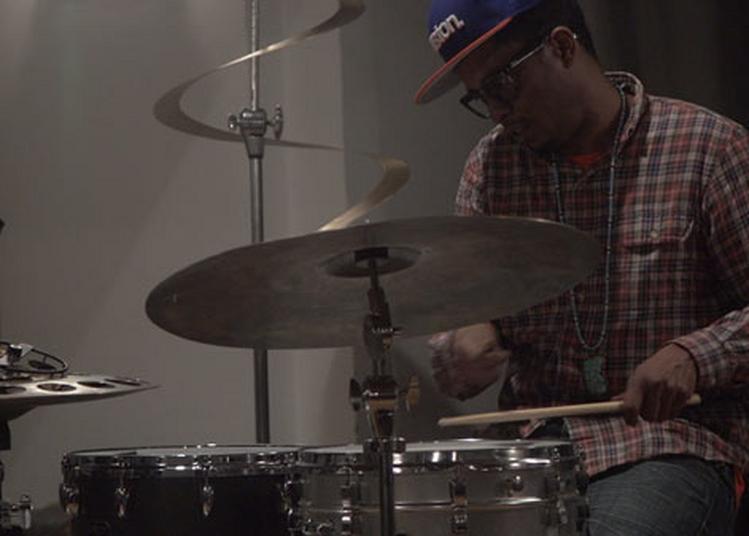 Chris Dave & The Drumhedz à Paris 7ème