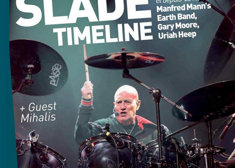 Chris Slade Timeline à Compiegne
