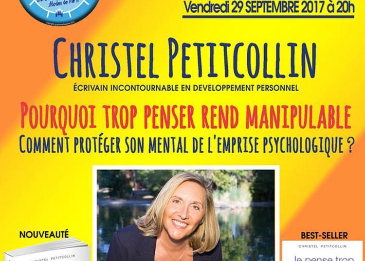 Christel Petitcollin à Lyon