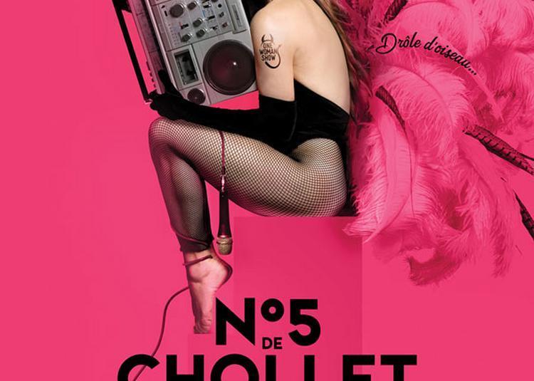 Christelle Chollet à Enghien les Bains