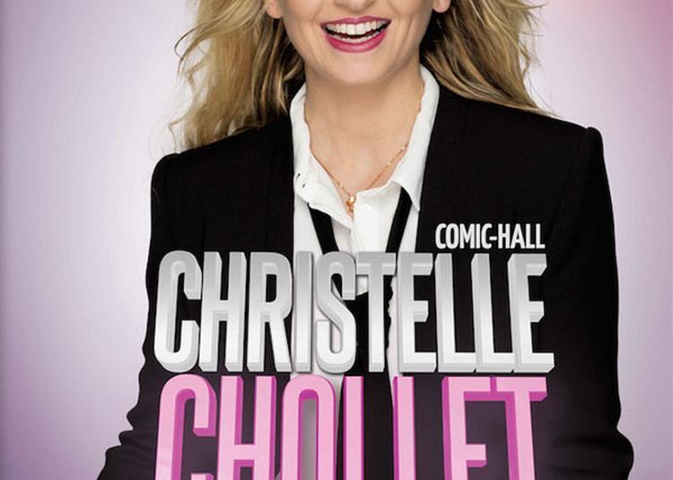 Christelle Chollet à Thionville