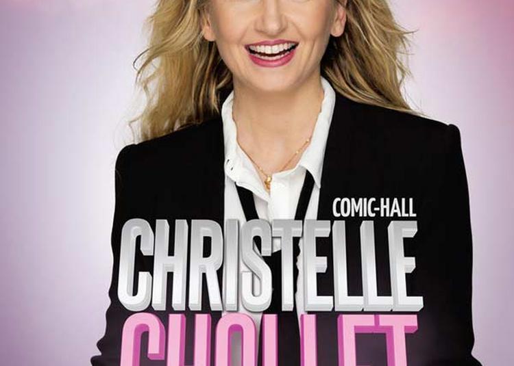 Christelle Chollet à Joue les Tours