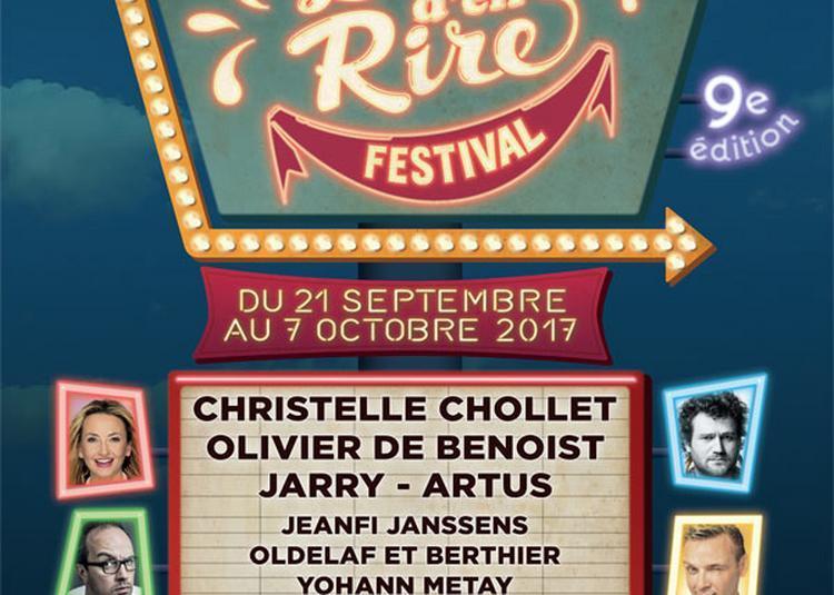 Christelle Chollet Comic Hall à Saint Denis la Chevasse
