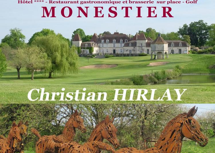 Christian HIRLAY, sculpteur animalier à Monestier