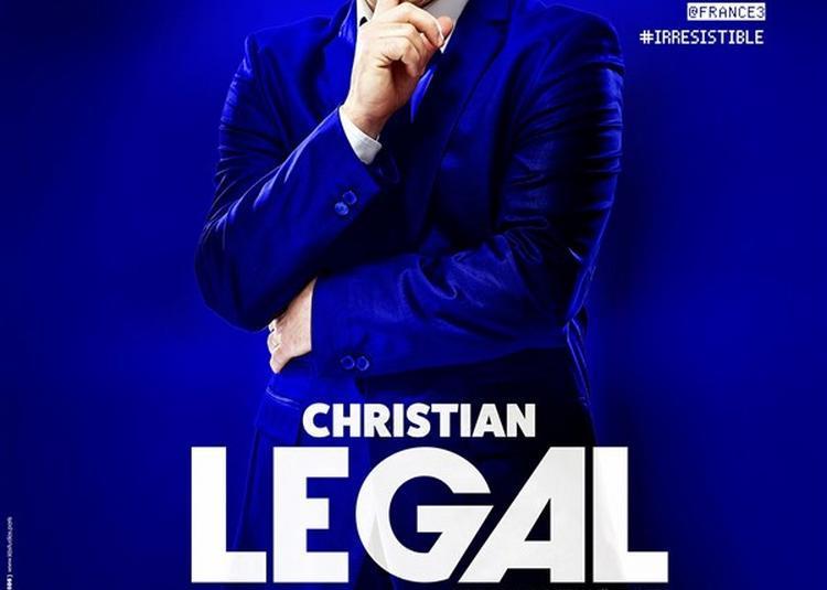 Christian Legal Dans Christian Legal Se L'Imite #auxdégatsdeslieux à Paris 18ème