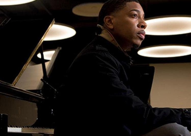 Christian Sands Trio à Paris 1er