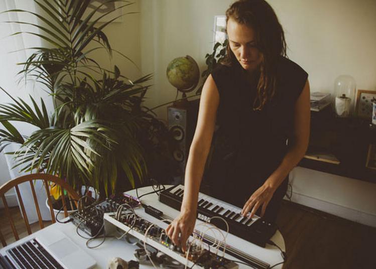 Christina Vantzou à Lyon