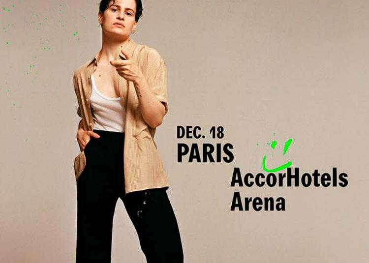 Christine and The Queens à Paris 12ème