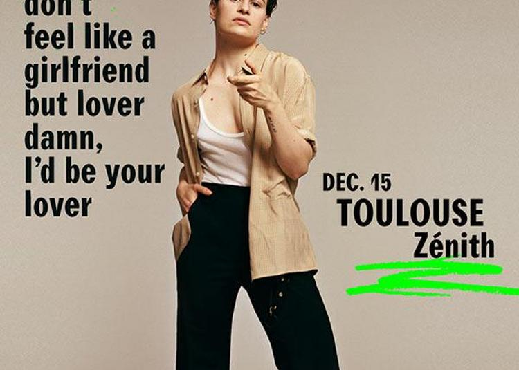 Christine And The Queens à Toulouse