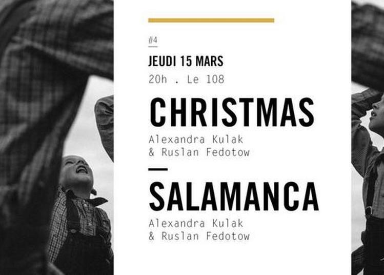 Christmas & Slamanca à Orléans
