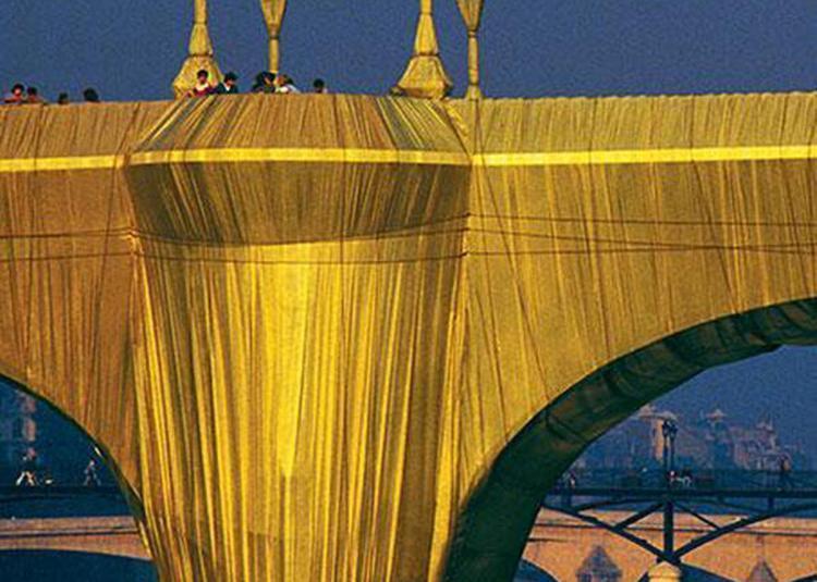 Christo Et Jeanne-Claude. Paris ! à Paris 4ème