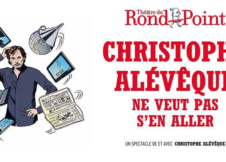 Christophe Aleveque à Paris 8ème