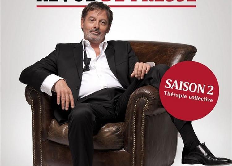 Christophe Aleveque - Revue De Presse à Chateauroux