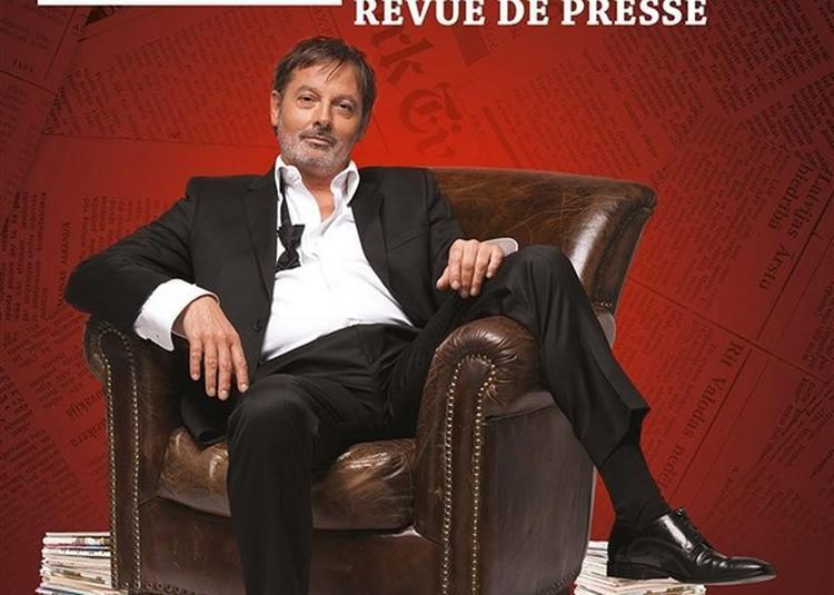 Christophe Alévêque Fait Sa Revue De Presse à Toulon