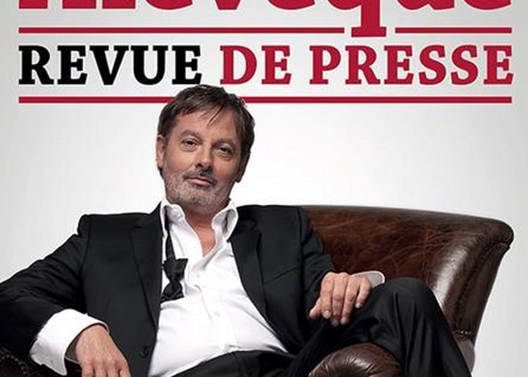 Christophe Alévêque - Revue De Presse à Nantes