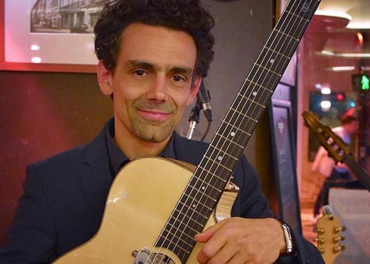 Christophe Astolfi Trio à Paris 6ème
