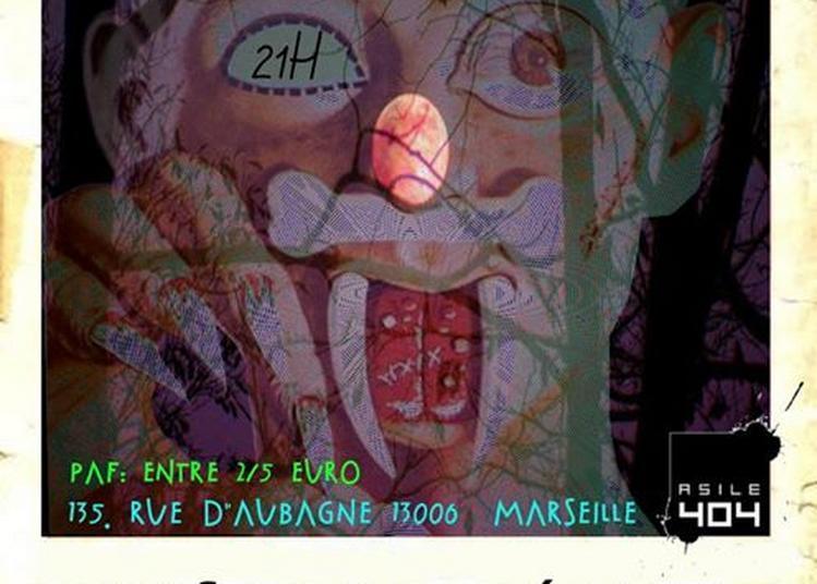 Christophe Clébard - Avventur - Bravo Tounky à Marseille