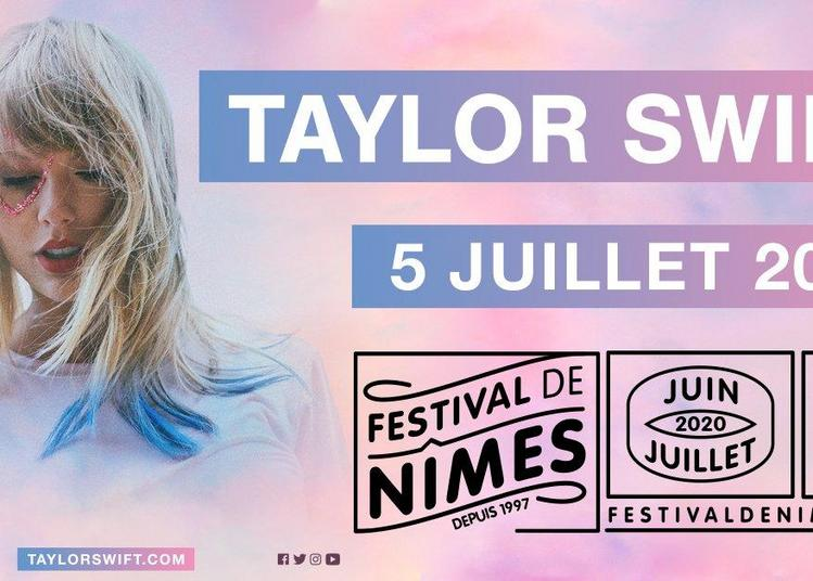 Taylor Swift à Nimes