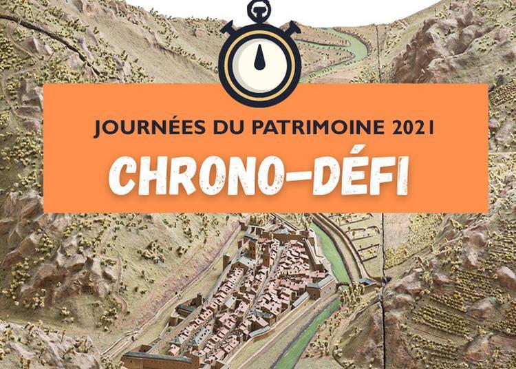 Chrono-défi : Au Fil Des Plans-reliefs à Paris 7ème