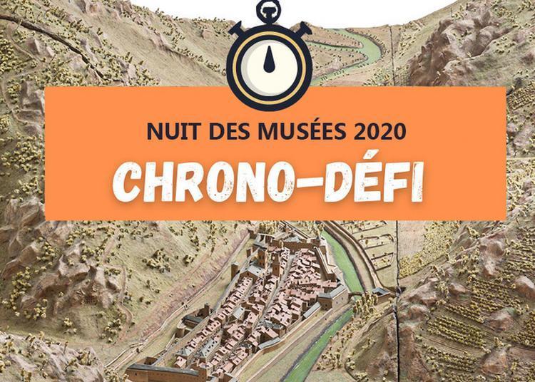 Nuit des musées - Chrono-défi : Au fil des Plans-reliefs à Paris 7ème