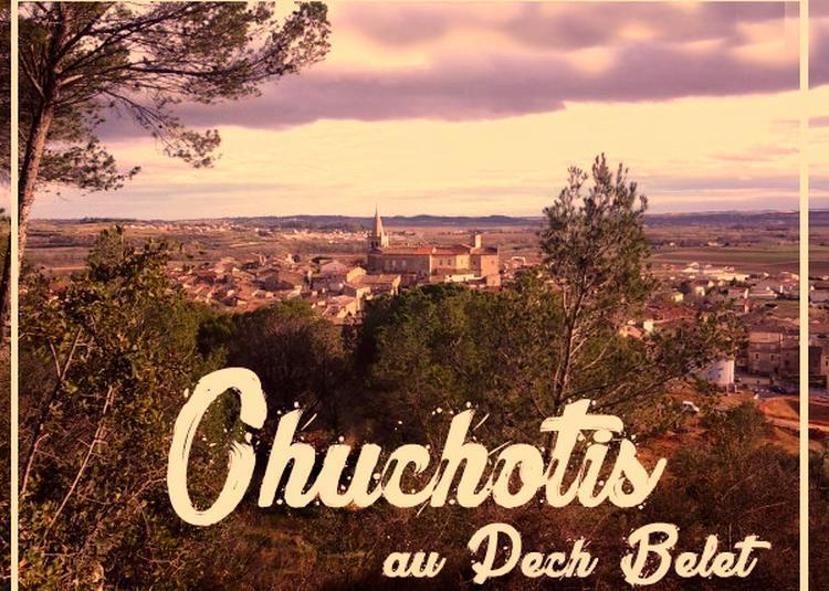 Chuchotis au Pech Belet, balade culturelle insolite à Murviel les Beziers