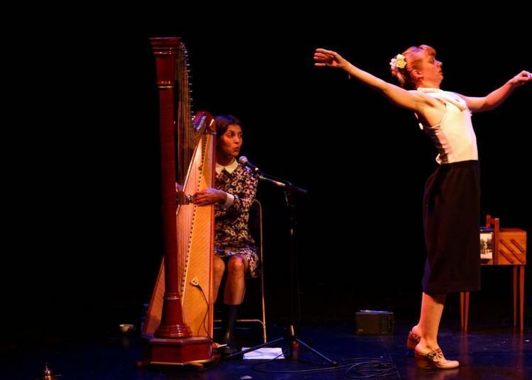 Chut Monique (spectacle musical) à Nantes