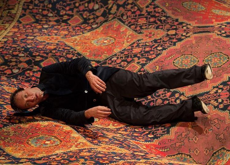 Chut - Théâtre en équilibre - Danse en déséquilibre à Aubusson