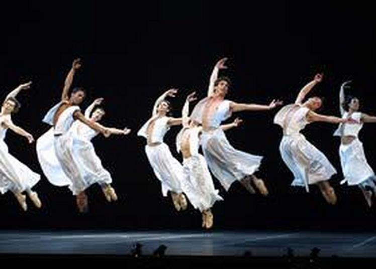 Bejart Ballet Lausanne à Arcachon