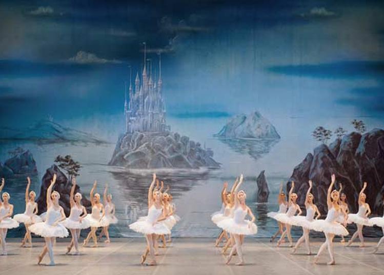Les Grands Ballets Classiques à Lille