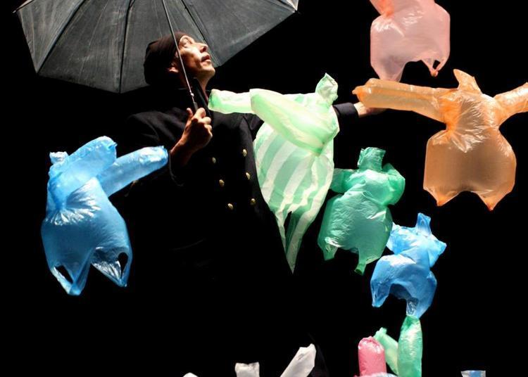 Cie Non Nova, L'après-midi d'un Foehn - Festival Jours [et Nuits] de Cirque(s) à Aix en Provence