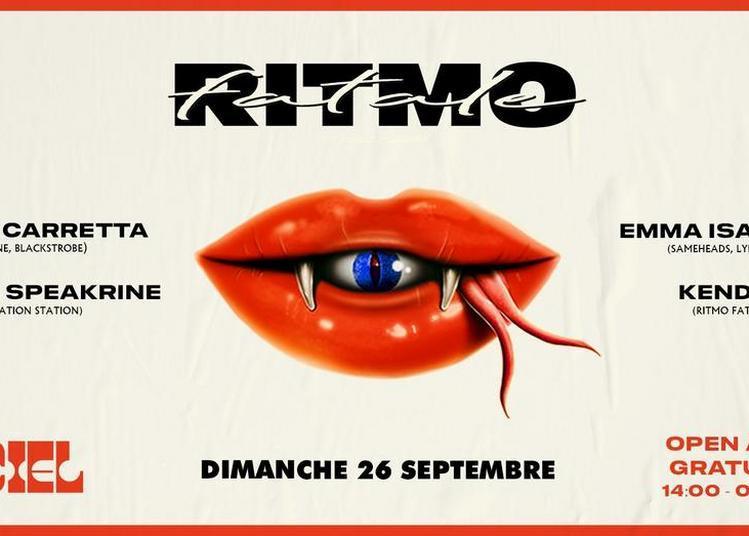 Ciel: Ritmo Fatale ~ Open Air, Gratuit à Aubervilliers