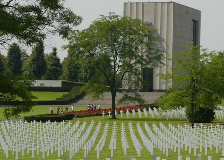 Cimetière Militaire Américain à Saint Avold
