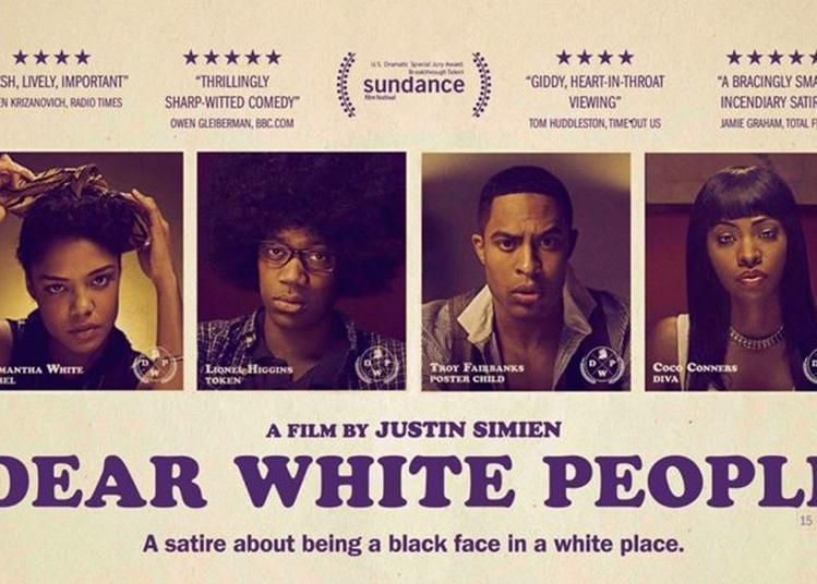 Ciné-Club: Dear White People + invité: Régis Dubois à Marseille