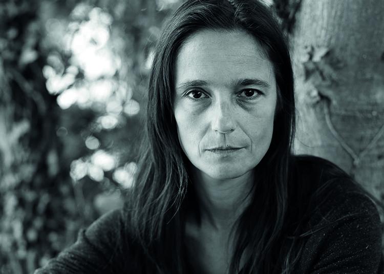 Cindy Van Acker - répétition publique à Caen
