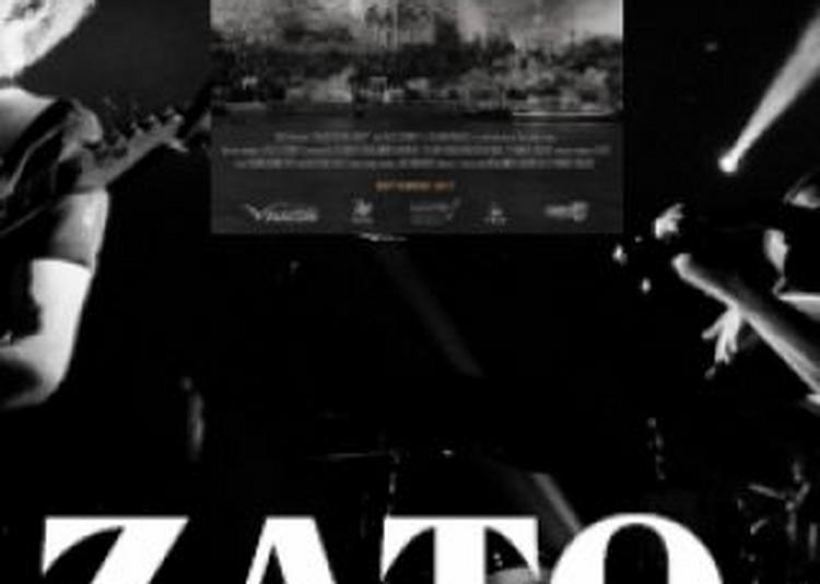 Ciné Black Is The Light et Zato En Concert à Macon